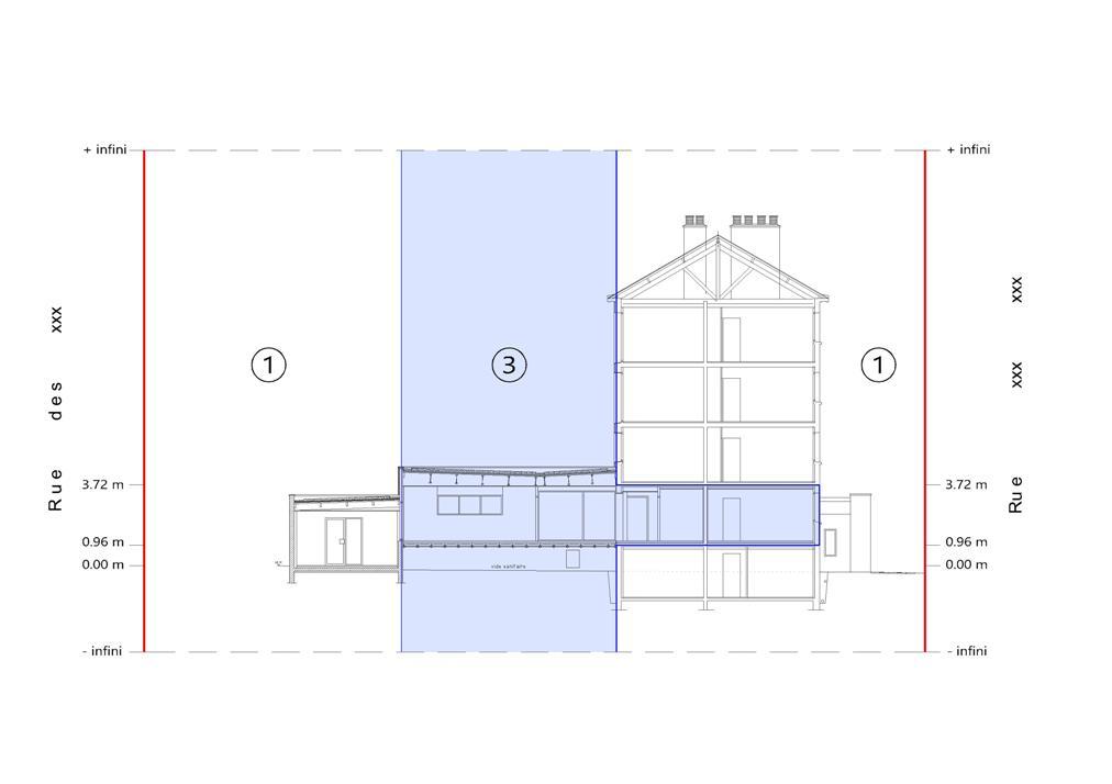 division en volumes habitat 44 blain division en volumes d un immeuble g om tre expert. Black Bedroom Furniture Sets. Home Design Ideas