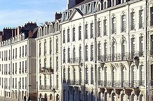 Copropriété - Divison en volumes geometre expert Nantes Saint-Etienne-de-Montluc