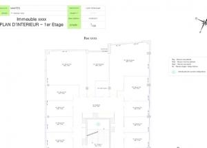 R4 Plan d interieur