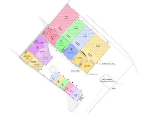 Copropriété : client Particulier au TEMPLE DE BRETAGNE – Mise en copropriété d'un immeuble existant