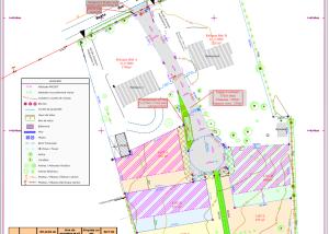 Plan Lotissement Géomètre Expert Nantes FGgéo